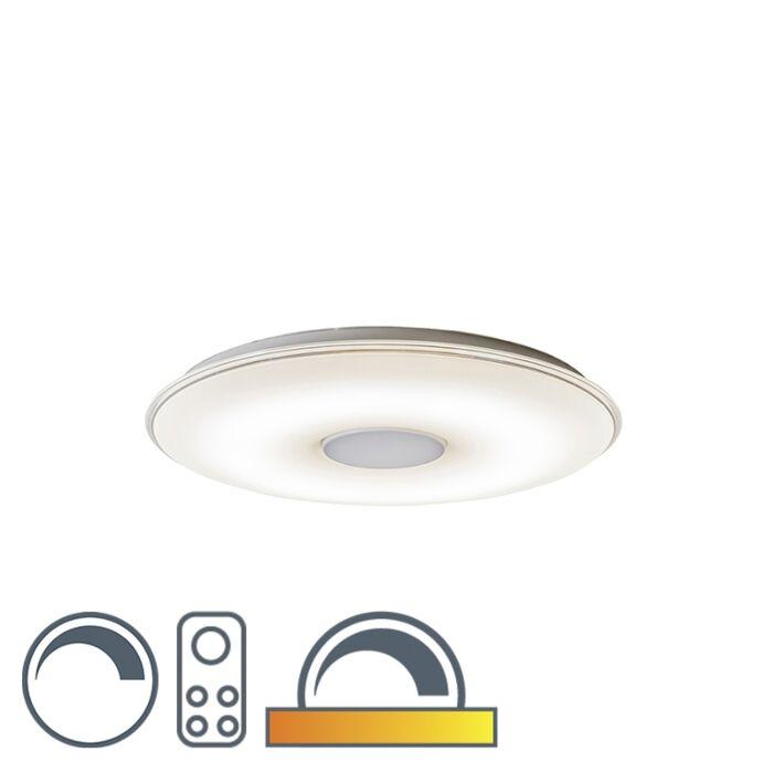 Plafón-moderno-LED-redondo-con-mando-a-distancia---SEOUL