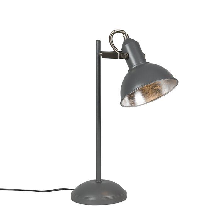 Lámpara-de-mesa-TOMMY-1-gris-oscuro