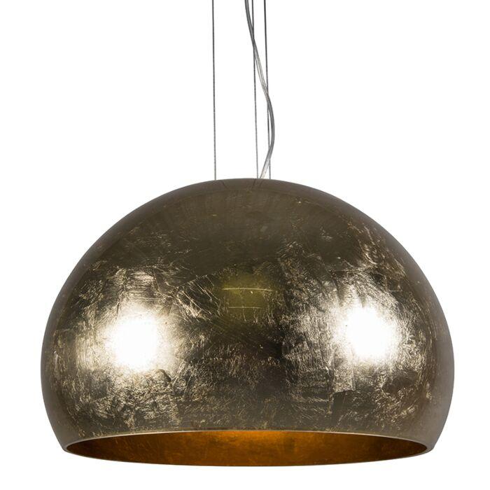 Lámpara-colgante-ENCO-dorado