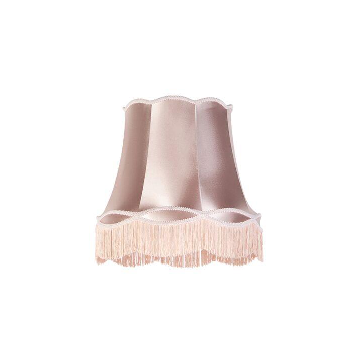 Pantalla-seda-rosa-45cm---GRANNY