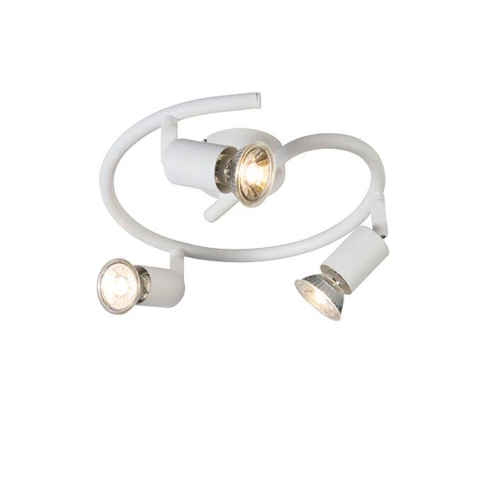 Plafón-moderno-espiral-blanco---JEANY-3