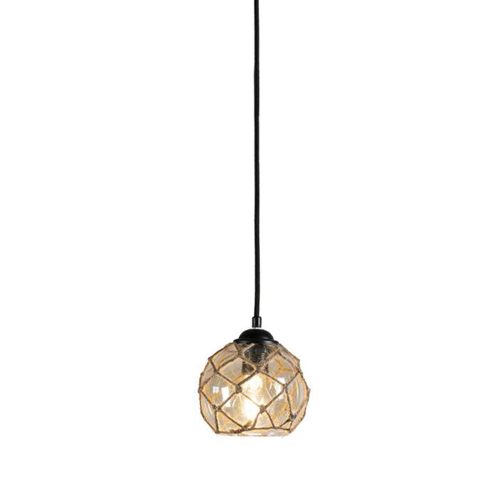 Lámpara-colgante-COLORATO-1-negra