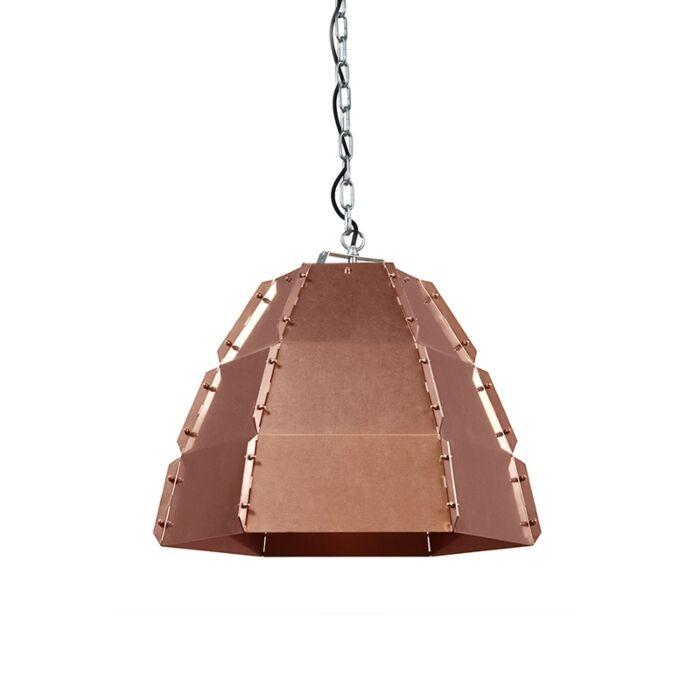 -Lámpara-colgante-diseño-cobre---NIRO