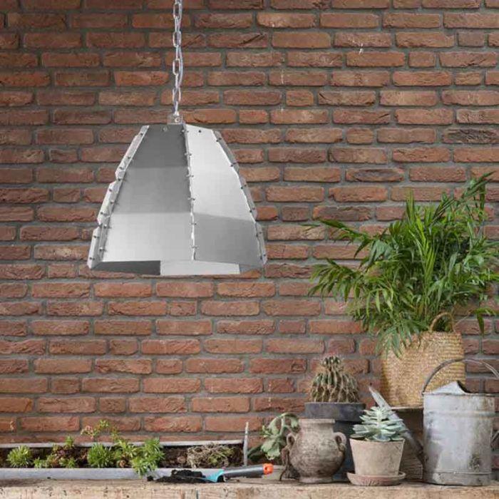 -Lámpara-colgante-diseño-acero-mate--NIRO