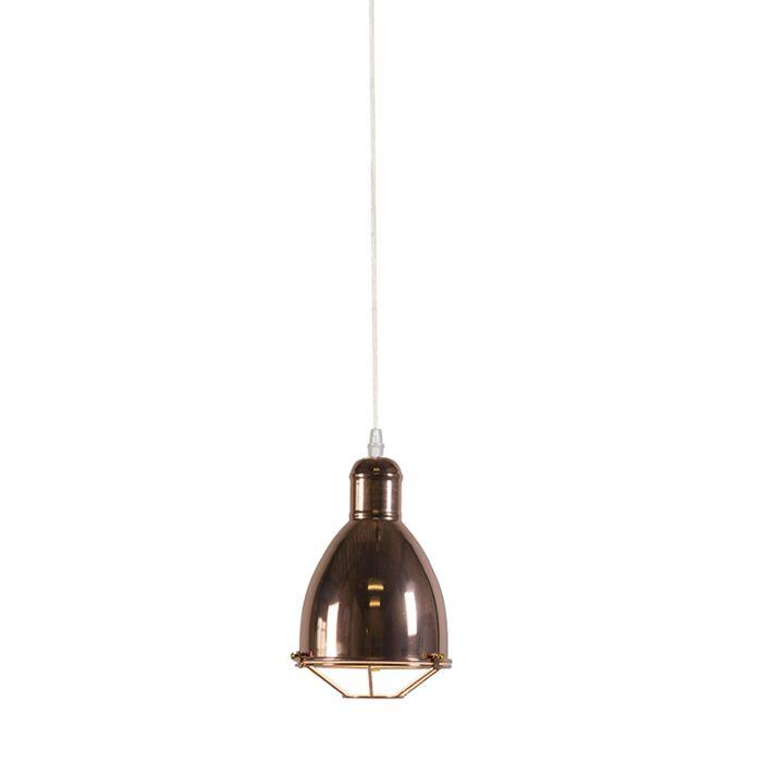Lámpara-colgante-TOLL-2-cobre