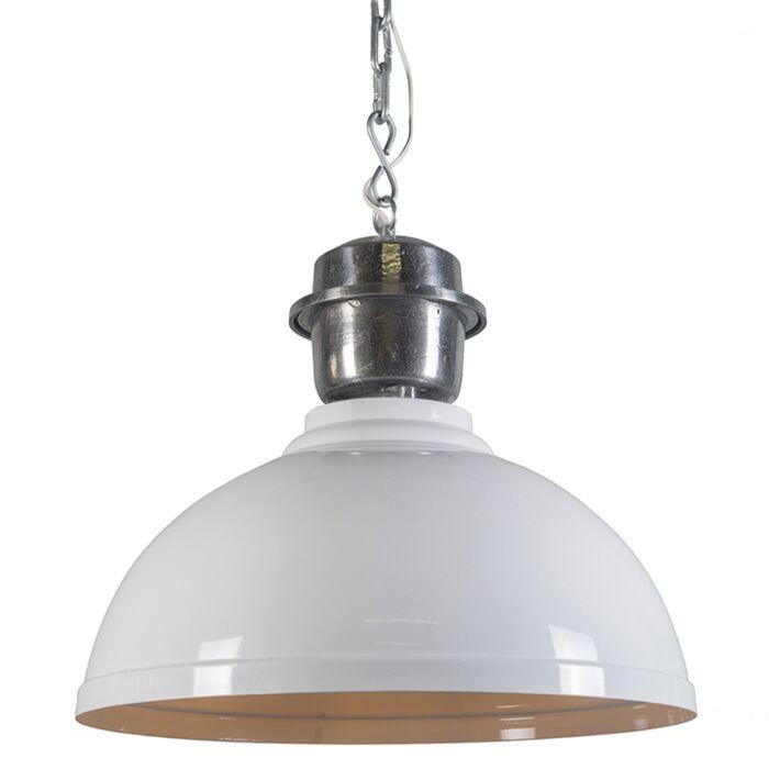 Lámpara-colgante-CÓRDOBA-blanca