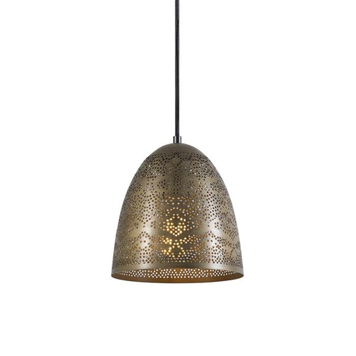 Lámpara-colgante-AFRICA-4-marrón