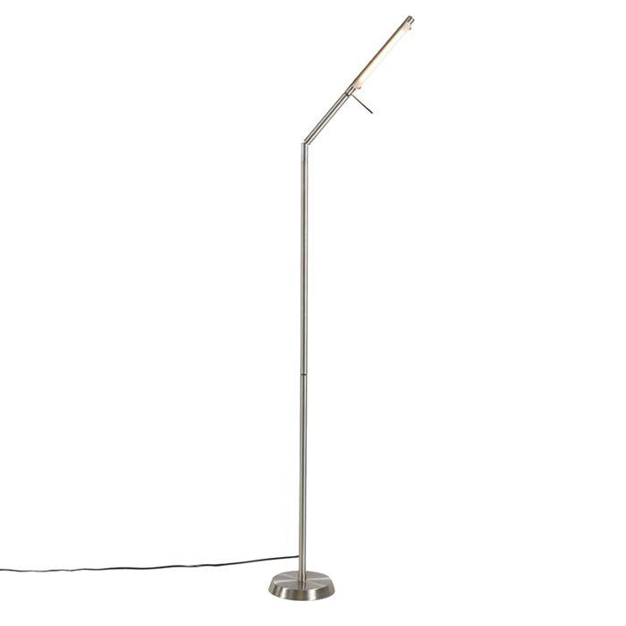Lámpara-de-pie-PALIS-plata
