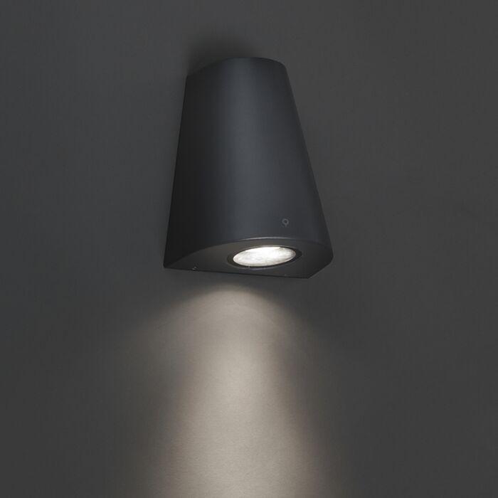 Aplique-moderno-gris-oscuro-IP44---DREAMY