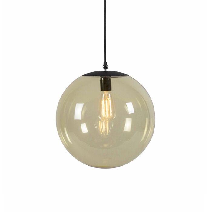 Lámpara-colgante-PALLON-35-amarillo
