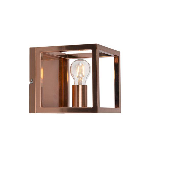 Lámpara-de-pared-Cage-1-cobre