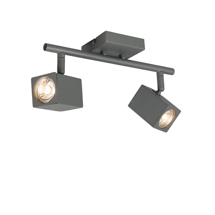 Plafón-BUX-2-gris-oscuro
