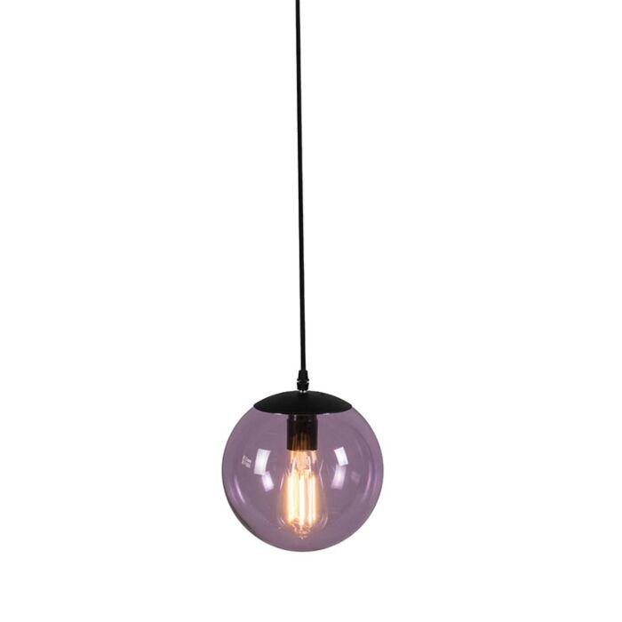Lámpara-colgante-PALLON-20-rosa