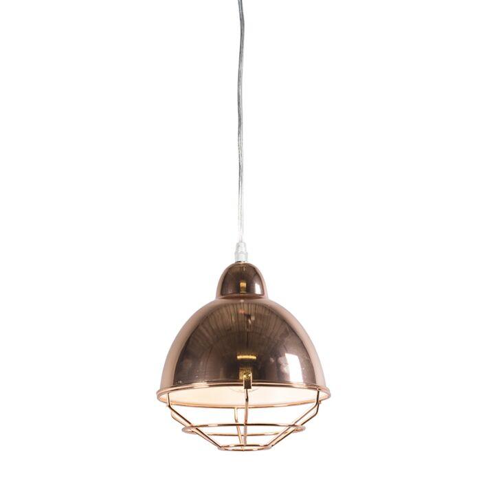 Lámpara-colgante-TOLL-3-cobre