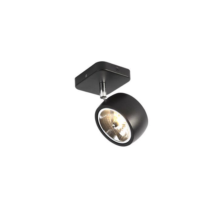 Foco-moderno-negro-orientable---GO-Nine-1