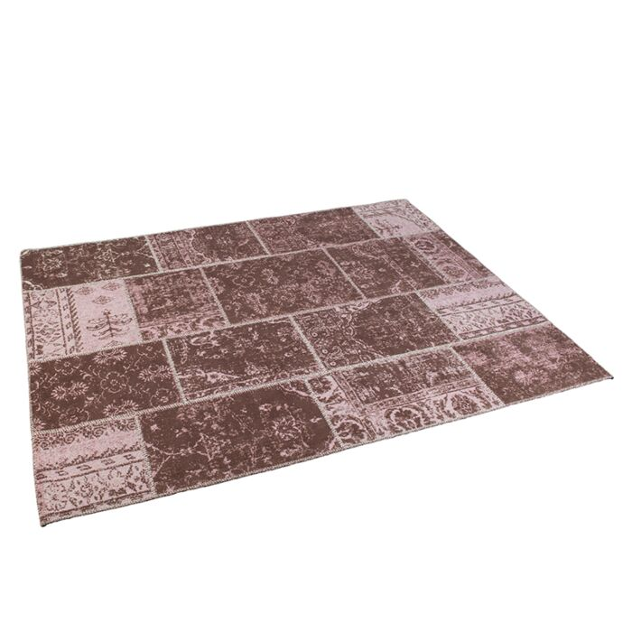 Alfombra-vintage-rectangular-160x230cm-rosa-envejecido---AGRA