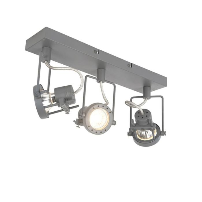 Plafón-industrial-antracita-orientable-3-luces---SUPLUX
