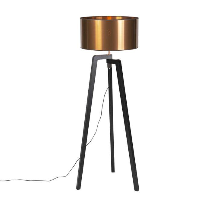 Trípode-negro-pantalla-cobre-50cm---PUROS