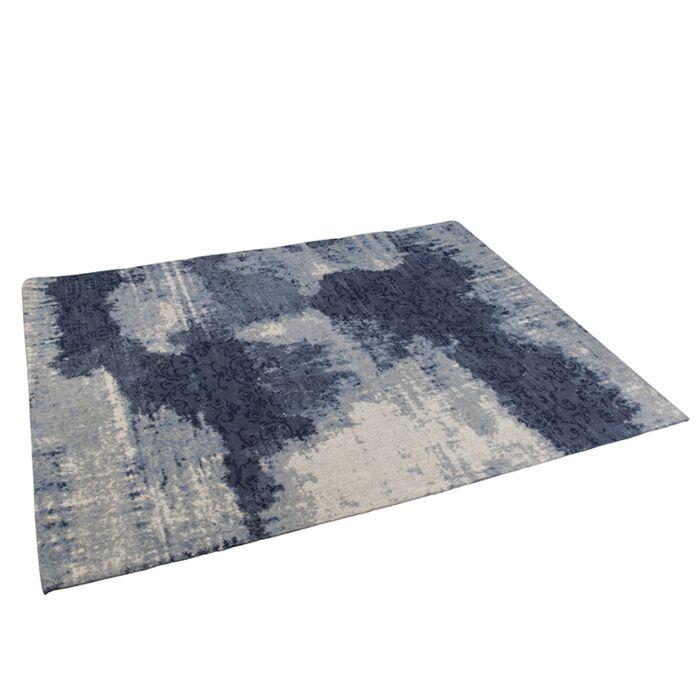 Alfombra-vintage-rectangular-160x230cm-azul---PURI