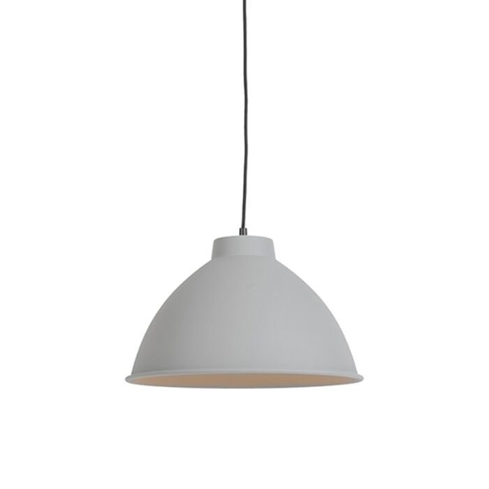 Lámpara-colgante-nórdica-gris---ANTERIO-38-Basic