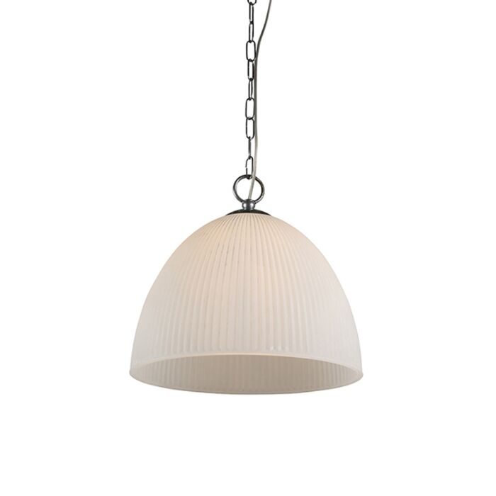 Lámpara-colgante-SIENA-35-con-cristal-esmerilado