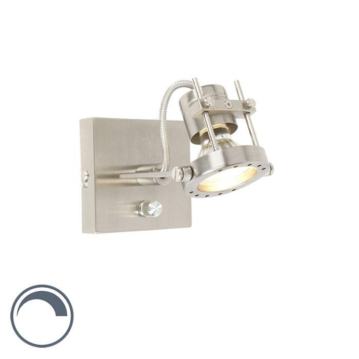 Foco-SUPLUX-1-con-regulador-acero