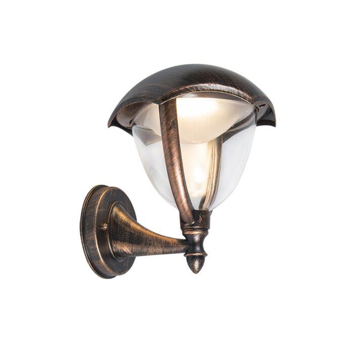 Aplique-CAPPE-LED-UP-óxido-envejecido