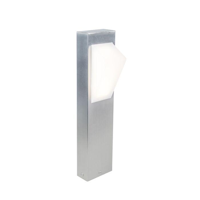 Baliza-moderna-acero-40cm-LED--TORI