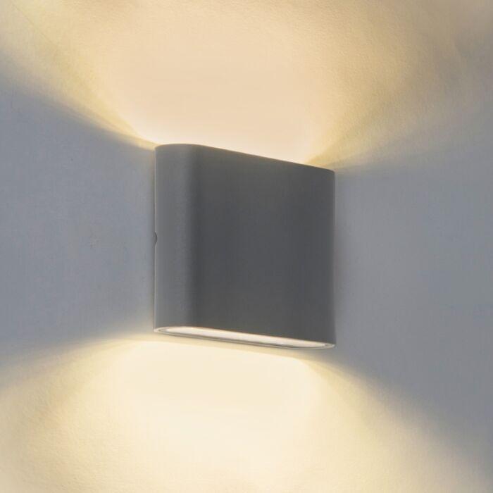 Aplique-BATT-LED-11,5cm-negro