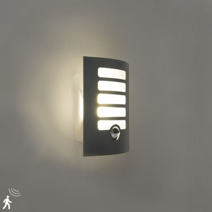 Aplique-antracita-LED-movimiento-IP44--GRID