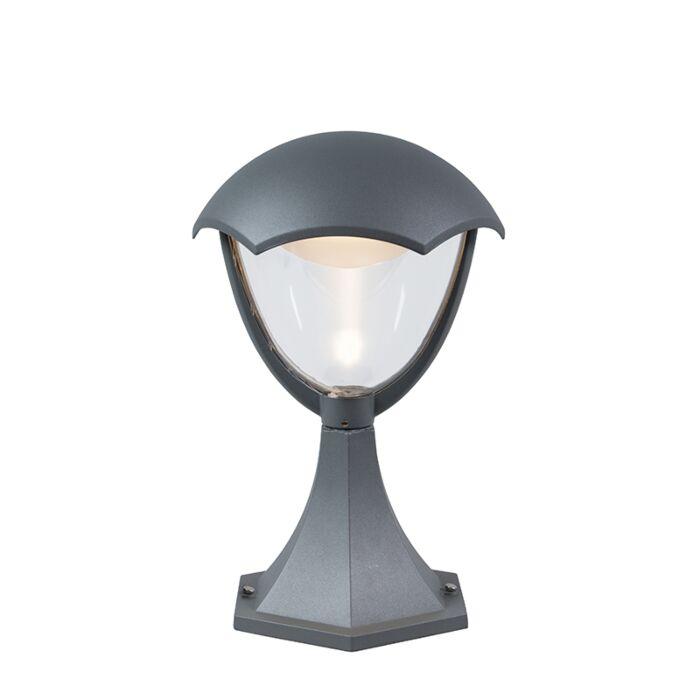 Baliza-moderno-aluminio-31cm-IP54-LED---CAPPE