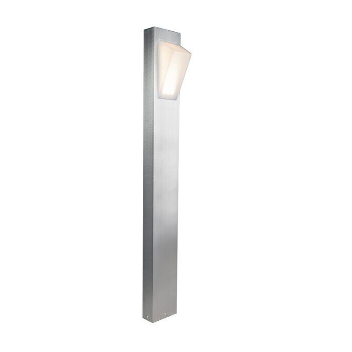 Baliza-moderna-acero-80cm-LED---TORI