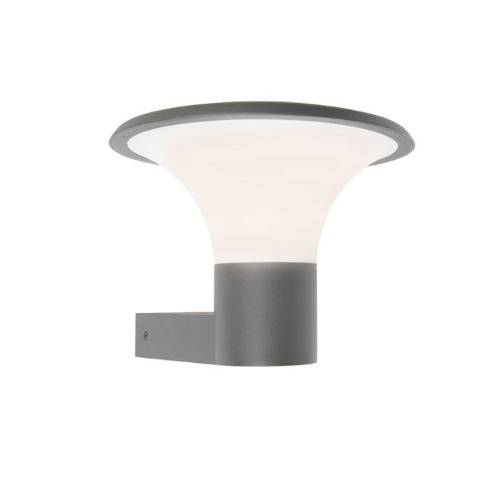 Aplique-moderno-gris-oscuro-IP44-LED---PAPI