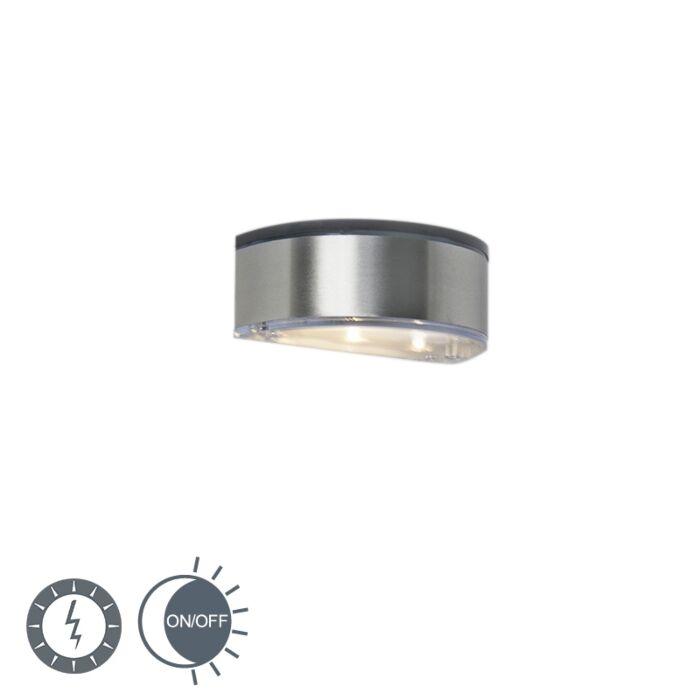 Aplique-COOLIO-LED-solar-aluminio-IP44