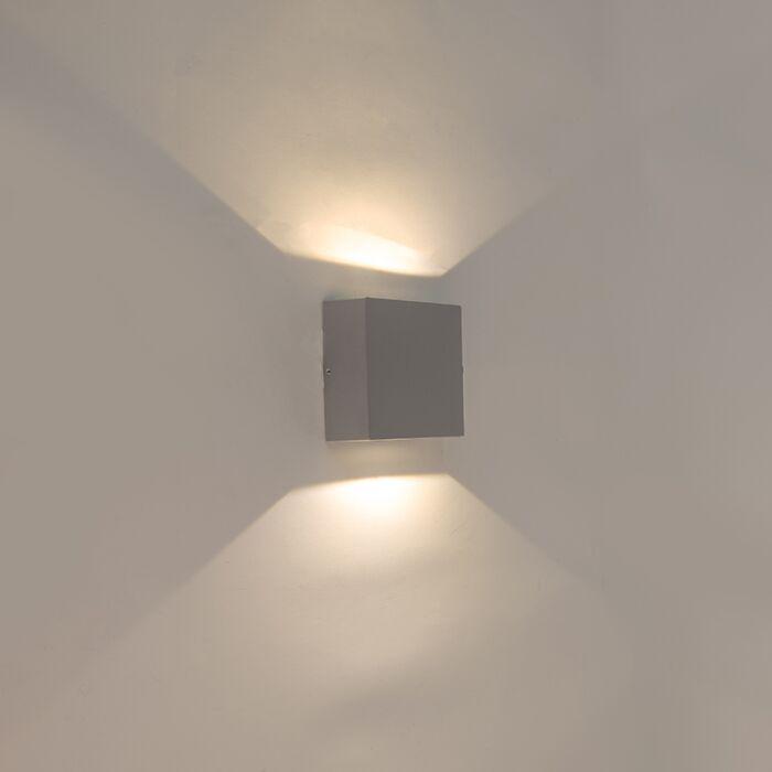 Aplique-gris-IP54-LED---SQUAD
