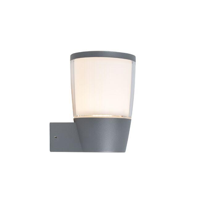 Aplique-moderno-gris-LED---MONA