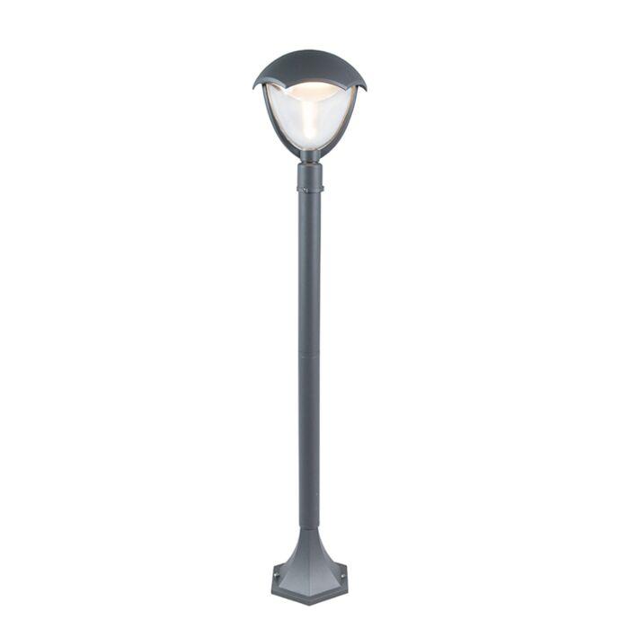 Baliza-moderna-aluminio-100cm-IP54-LED---CAPPE