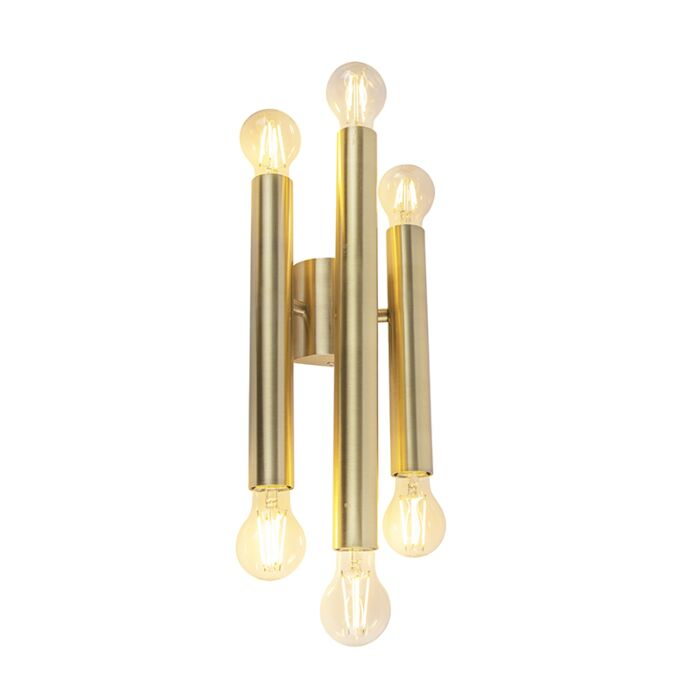 Aplique-vintage-dorado-6-luces--FACIL