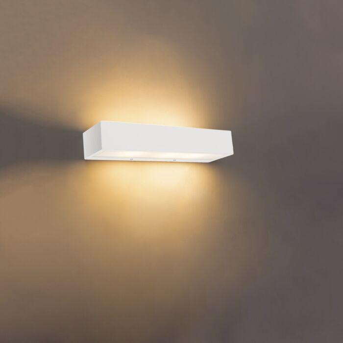 Aplique-diseño-alargado-blanco-35cm---HOUX