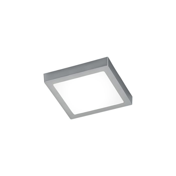 Plafón-moderno-cuadrado-acero-con-cristal-con-LED---BOY