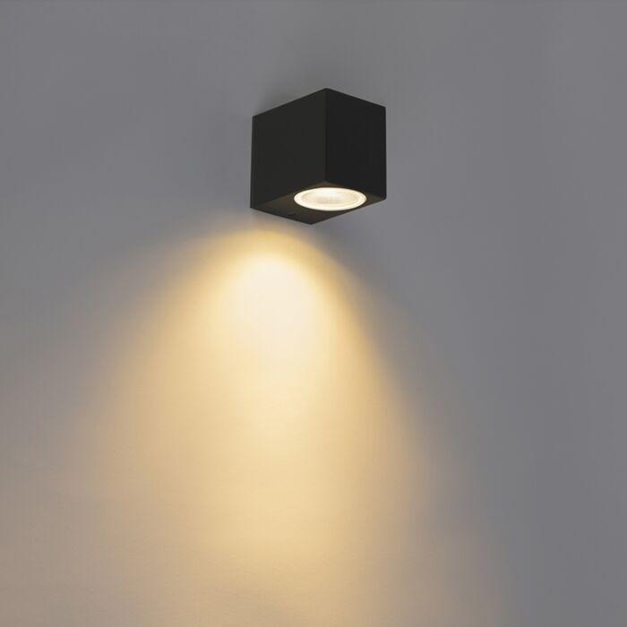Aplique-moderno-negro-IP44---BALENO-I