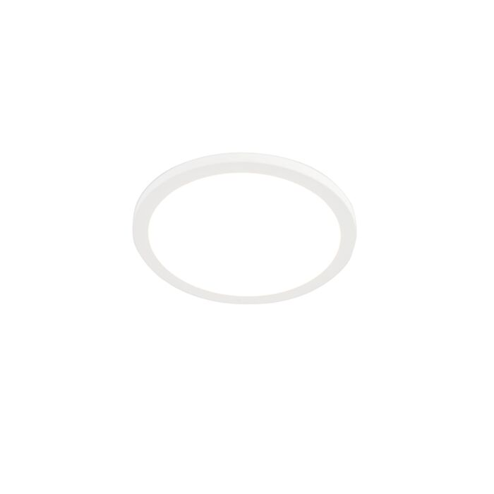 Downlight-empotrable/superficie-moderno-blanco-29,5-cm-LED---TRANS