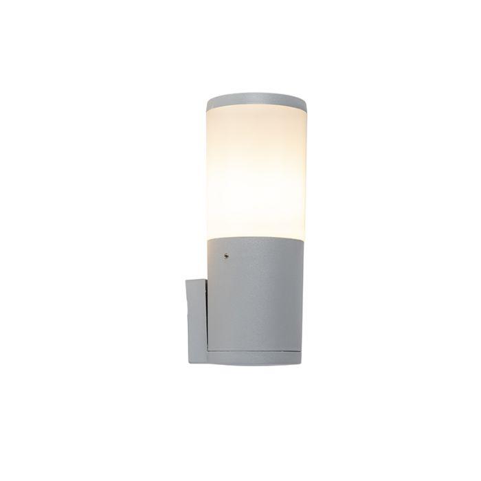 Aplique-moderno-gris-LED-IP55---AMELIA