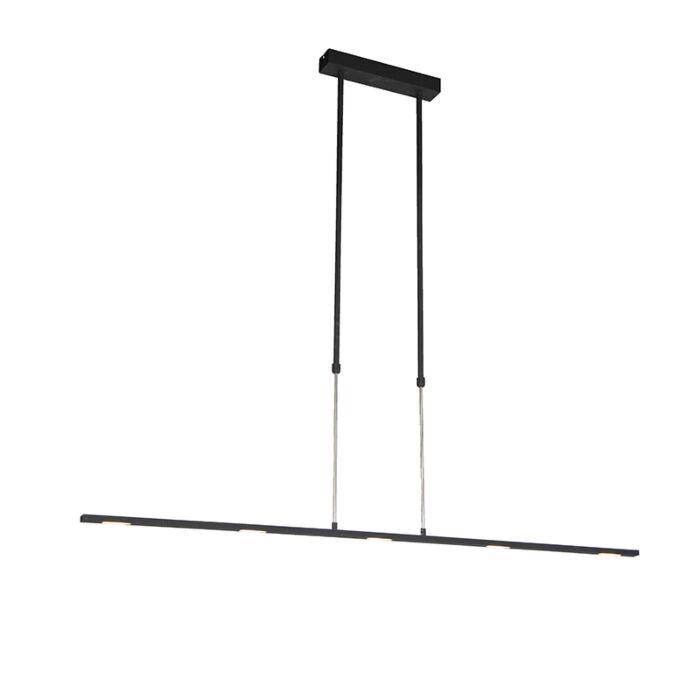 Lámpara-colgante-moderna-negra-LED---BOLD-
