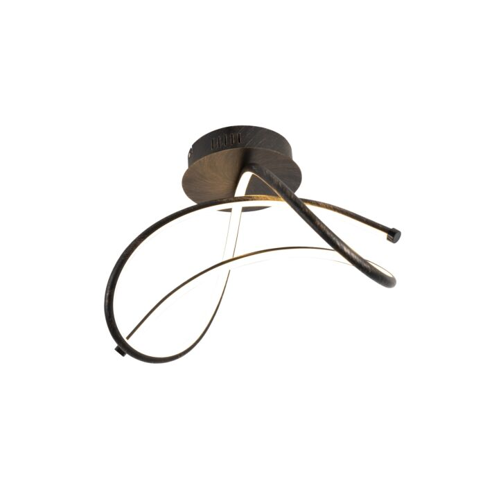 Plafón-diseño-óxido-LED---VIOLA