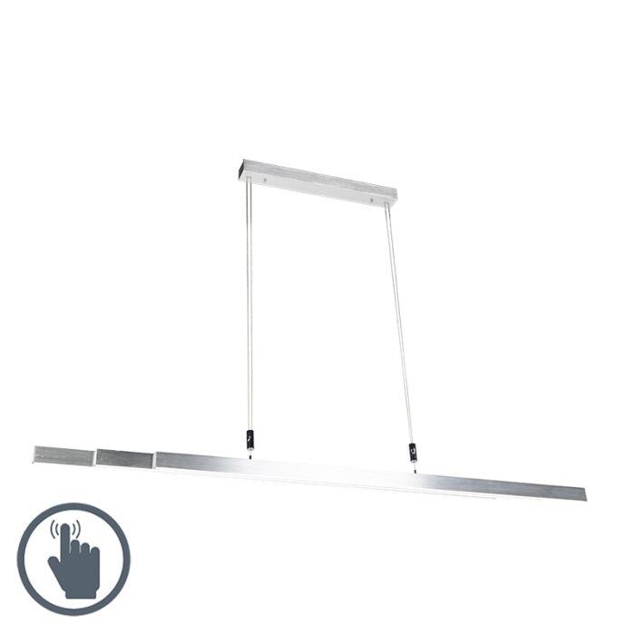 Lámpara-colgante-moderna-aluminio-táctil-LED---PLAZAS-3