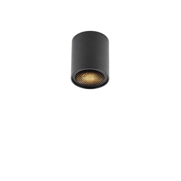 Foco-diseño-negro---TUBO-Honey