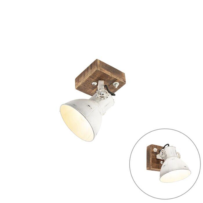 Foco-industrial-blanco-madera-18cm---MANGOES