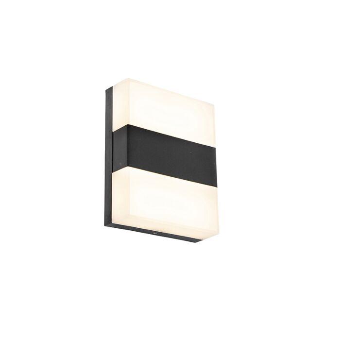 Aplique-moderno-negro-IP44-LED---DUALY