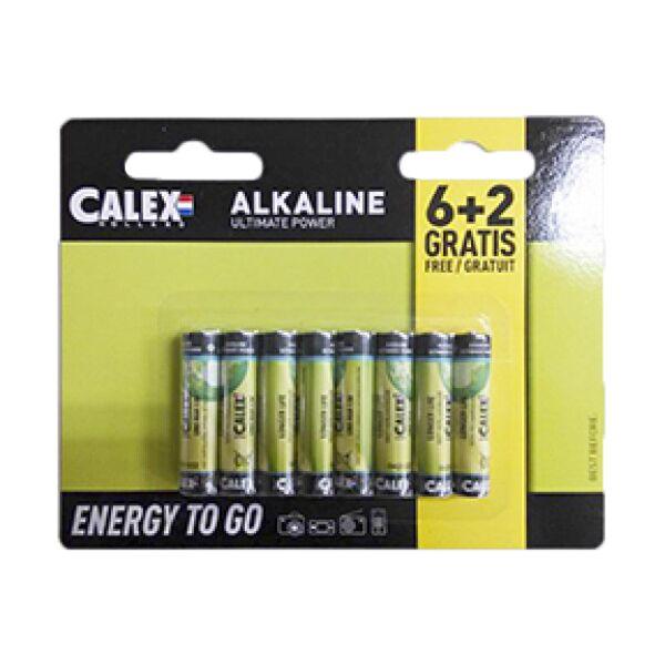 Paquete-de-8-baterías-AAA---Alcalina-Penlite
